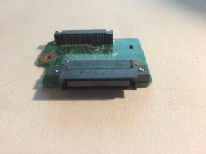 DAAT9TB38D2 connecteur DVD pour HP DV9000, DV9500, DV9700, Marque HannStar. vue du connecteur